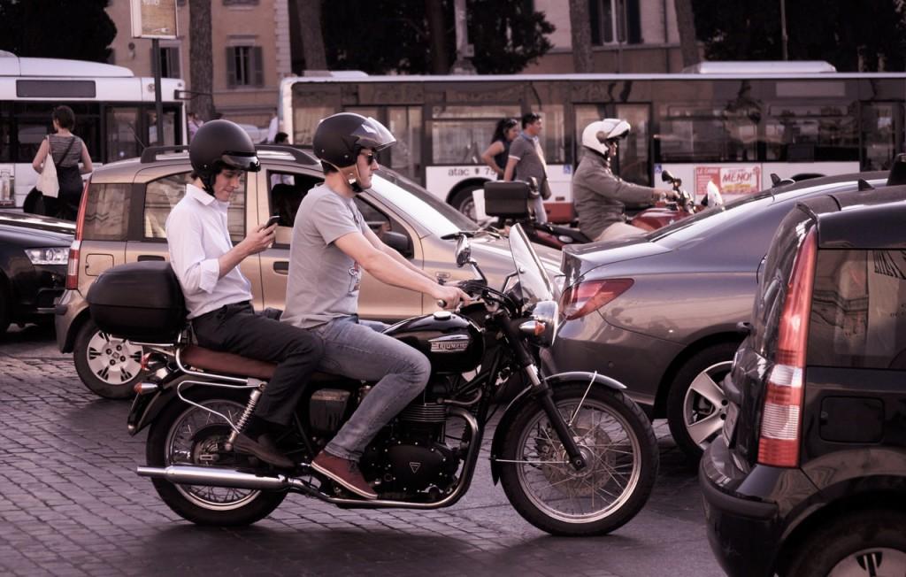 comment fonctionne moto taxi