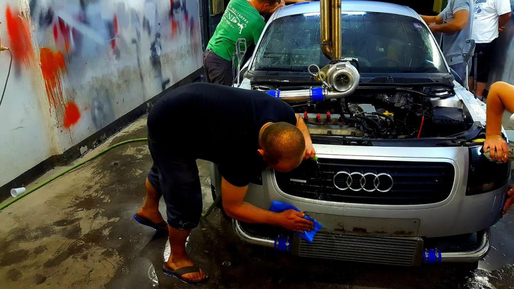 entretien voiture